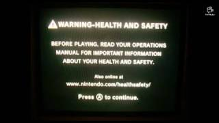 The Nicktendo Movie (2009) Wii Game Part 1