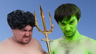 Hulk VS Aquaman