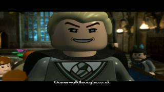 Lego harry potter walkthrough - Expelliarmus
