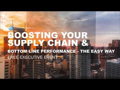 Free Executive Supply Chain Seminars - Melbourne & Sydney Feb 2018