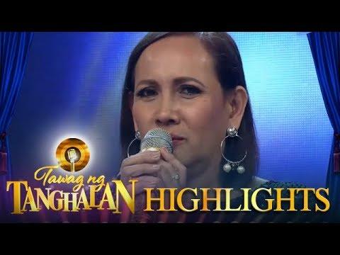 Tawag ng Tanghalan: Semifinalist Girlie shares her preparation in singing 'Shallow'