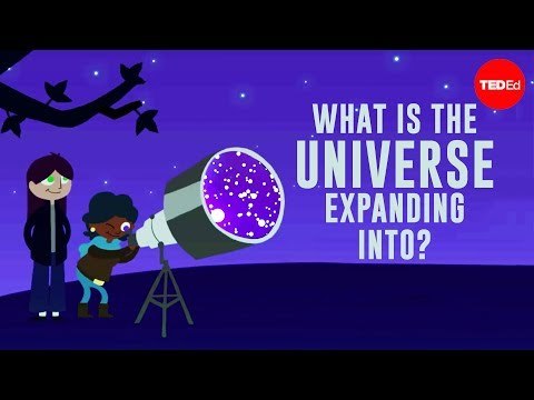 Video image: What is the universe expanding into? - Sajan Saini