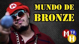 ♪Mundo De Bronze- Méqui Huê  (Part. Iuri Stocco)  [League of Legends]