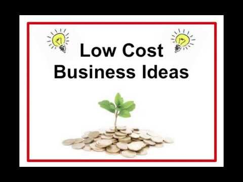 Low Cost Business Ideas - Small Business Plan To Get You Into Profit - Small Business Plan