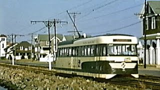Streetcars in Dallas, Cleveland, St. Louis, Sand Springs and Atlantic City
