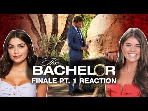 'The Bachelor' Finale Night 1 Reaction | Bachelor Party Live