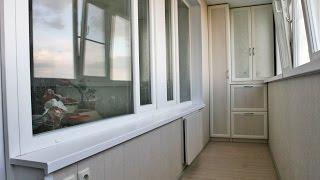 Ремонт лоджии 6 метров под ключ от А до Я - Арсеналстрой(, 2015-03-21T14:41:30.000Z)