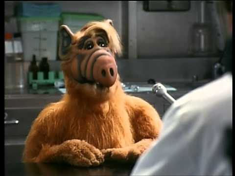 Alf der Film-Versuchstests HD - YouTube