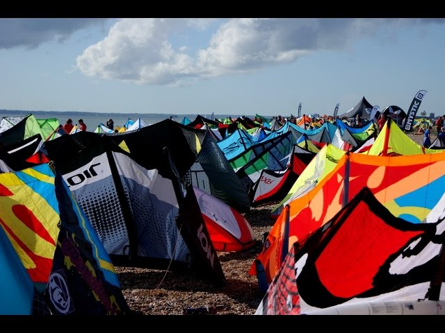 Virgin Kitesurfing Armada 2014 Highlights
