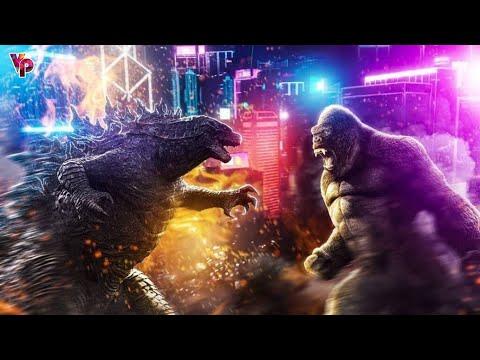 ก็อดซิลล่า ปะทะ คอง Godzilla Vs King Kong 2021 หนังใหม่ 2021 HD เต็มเรื่อง