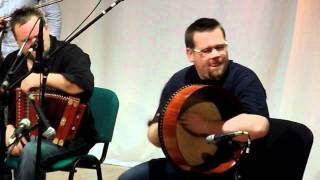 Munnelly Band - bodhran solo