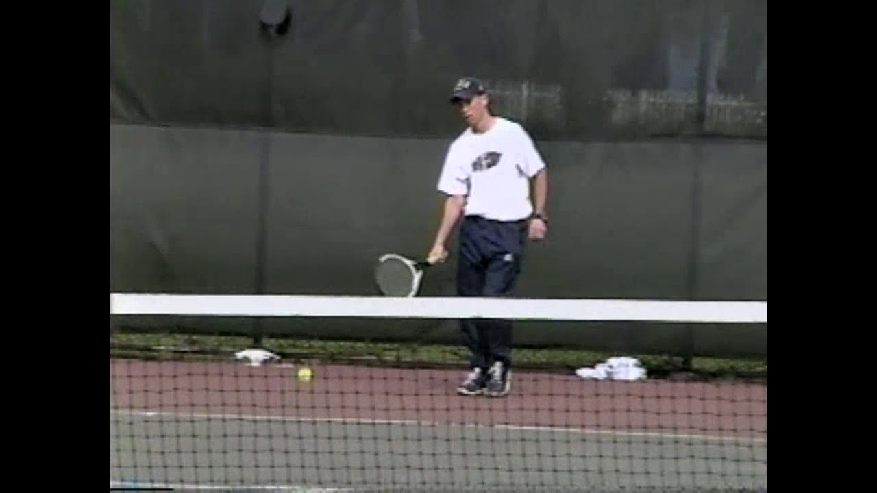 NCCS Tennis Open  - Young vs. Anctil  9-22-96