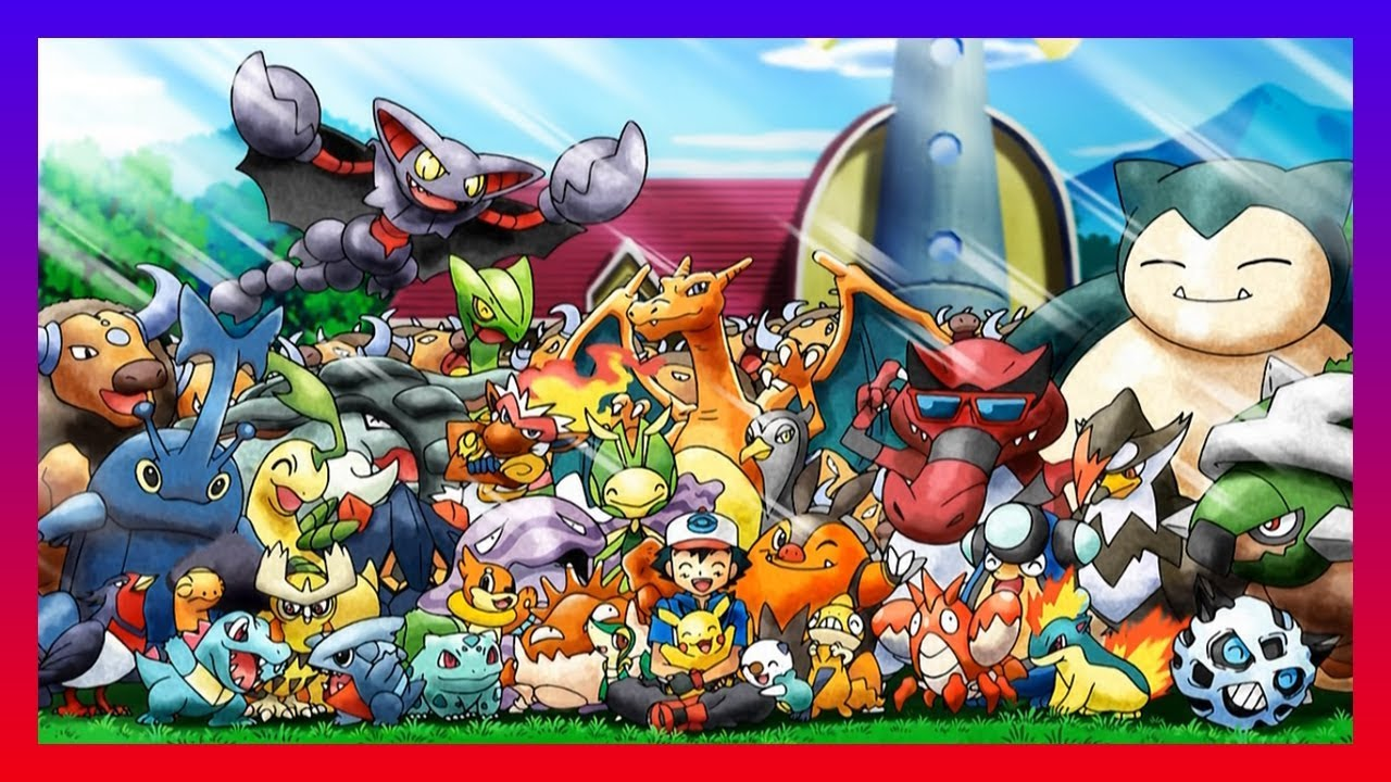 all of ash s pokemon kalos xy z updated youtube