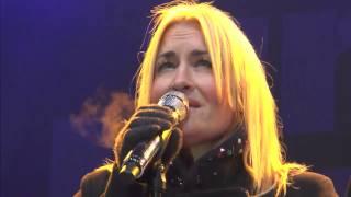 """Sarah Connor - Augen auf! - Dresden """"Offen und bunt - Dresden für alle!"""" - 26.01.2015"""