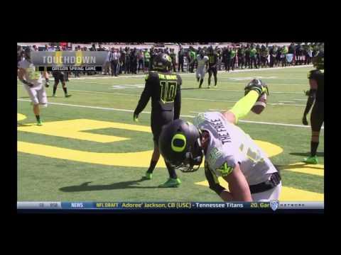 2017 Oregon Spring Game