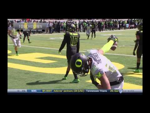 2017 Oregon Spring Game