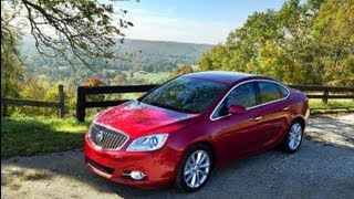 2013 Buick Verano Turbo First Drive Review: Small Fast & Fun