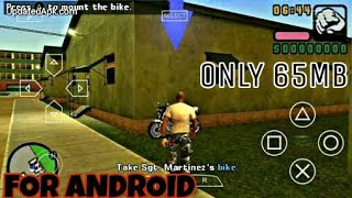 DOWNLOAD GTA VICE CITY STORES FOR ANDROID ONLY 65MB