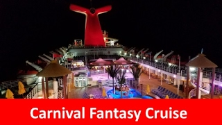 Evening Entertainment Night 2 Carnival Fantasy Cruise Vlog [ep7]