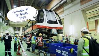 New Trains for the Circle Line!