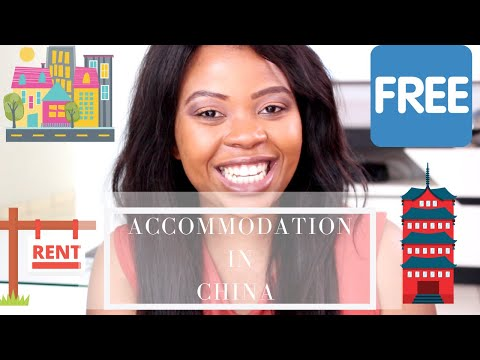 Accommodation In China | Free Apartment??? | Teaching English In China