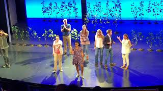 Evan Hansen cast Auction - watch how much it goes for!
