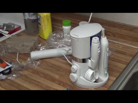 waterpik-water-flosser-plus-sonic-toothbrush-unboxing-&-quick-demo