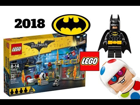 Batman Movie 2018 sets and pictures REVEALED!