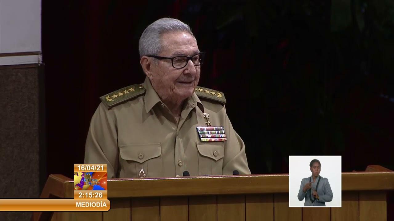 Рауль Кастро покинул пост руководителя коммунистической партии Кубы, 16  апреля 2021 – аналитический портал ПОЛИТ.РУ