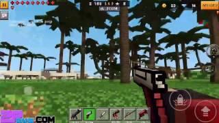 Pixel Gun 3D - Alex Krasnov Gameplay Walkthrough