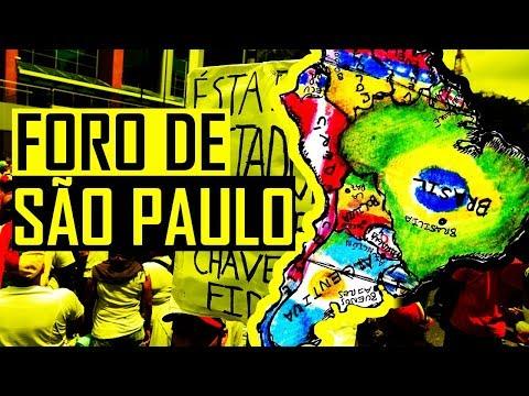 O QUE É O FORO DE SÃO PAULO?