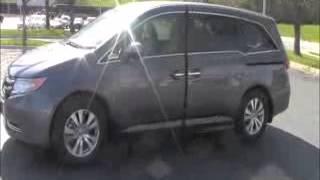 Certified Used 2015 Honda Odyssey EX for sale at Honda Cars of Bellevue...an Omaha Honda Dealer!