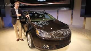 NAIAS Detroit 2011: Buick Verano Review