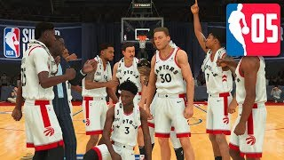 Summer League Games - NBA 2K20 My Player Career Part 5