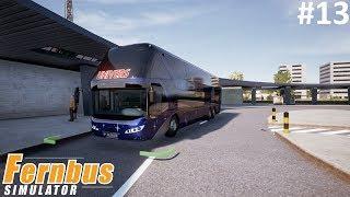 Let's Play Fernbus Simulator [60FPS] #13 - Magdeburg - Dresden (2) - Mein Nagel ist angerissen!