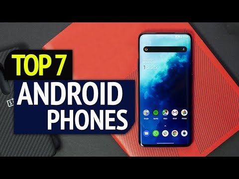 BEST ANDROID PHONES! (2020)