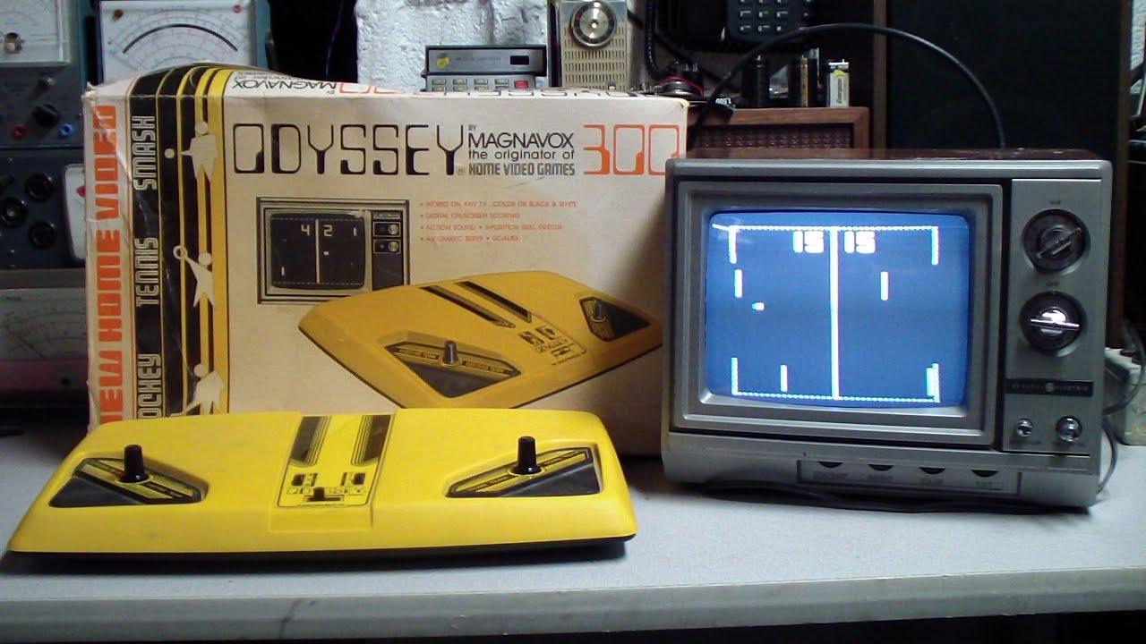 Magnavox Odyssey 300 Repair Part 2. on