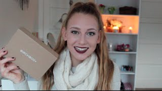 Birchbox Unboxing | November 2014 Thumbnail