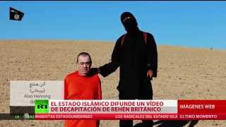 Repeat youtube video El Estado Islámico difunde un nuevo video con la decapitación de un rehén británico