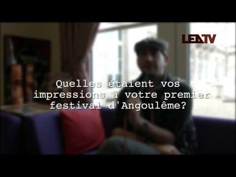 """It's my Geek #1 """"Festival d'Angoulême"""" - Julien Neel & Julie Maroh"""