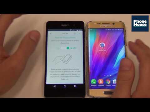 TIP: Cómo Utilizar Aplicación Xperia Transfer Mobile En Sony Xperia E5