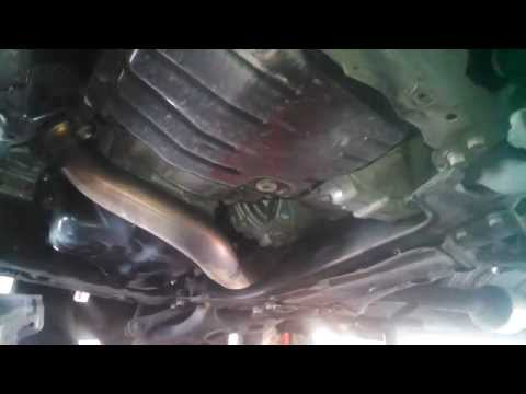 Transmission service 2011 Toyota RAV4 RAV 4  Install Remove Replace How to change