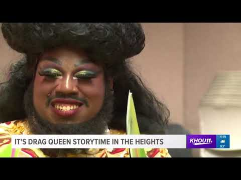 Library debuts 'Drag Queen Storytime' Mp3
