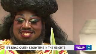 Library debuts 'Drag Queen Storytime'