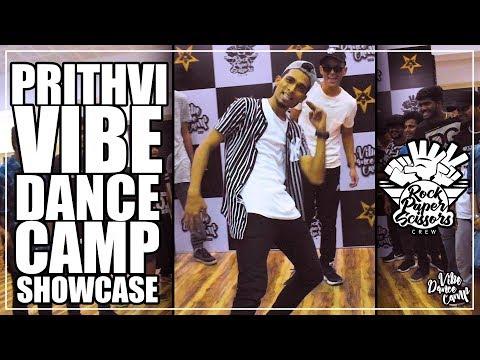 Babuji Zara Dheere Chalo-Sonu Kakkar | Prithvi (FAM.O.U.S Crew) | Vibe Dance Camp