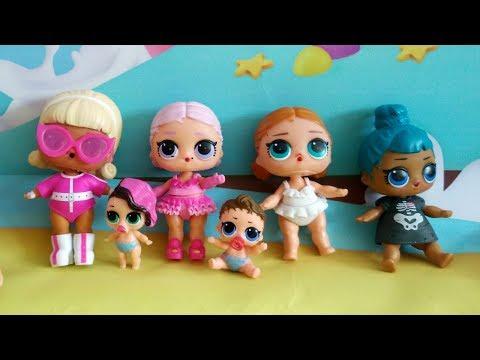 Vrtić snova LOL doll