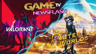 Game TV Schweiz - Game TV Newsflash