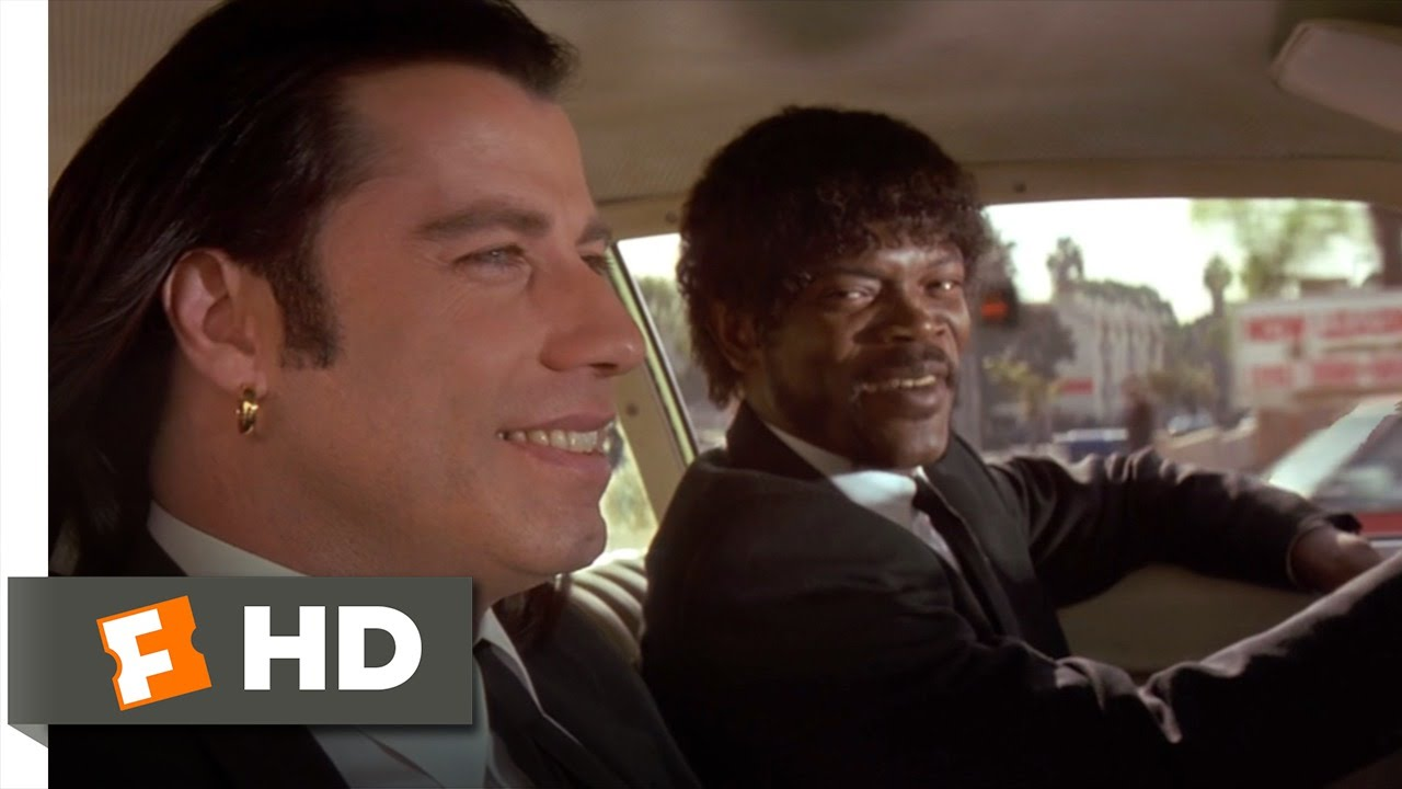 Royale With Cheese   Pulp Fiction (2/12) Movie CLIP (1994) HD   YouTube