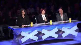 [FULL] Turf - America's Got Talent 2012 Auditions