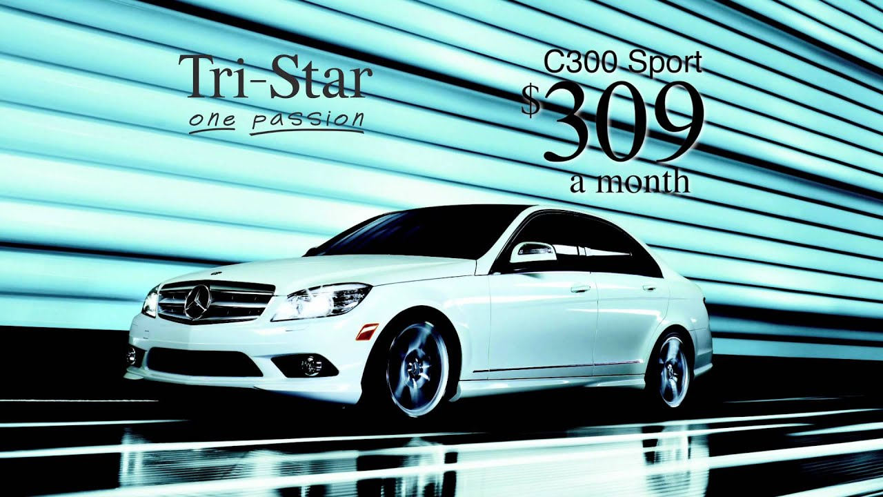 Mercedes Benz C300 St Louis Missouri Tri Star Tristar
